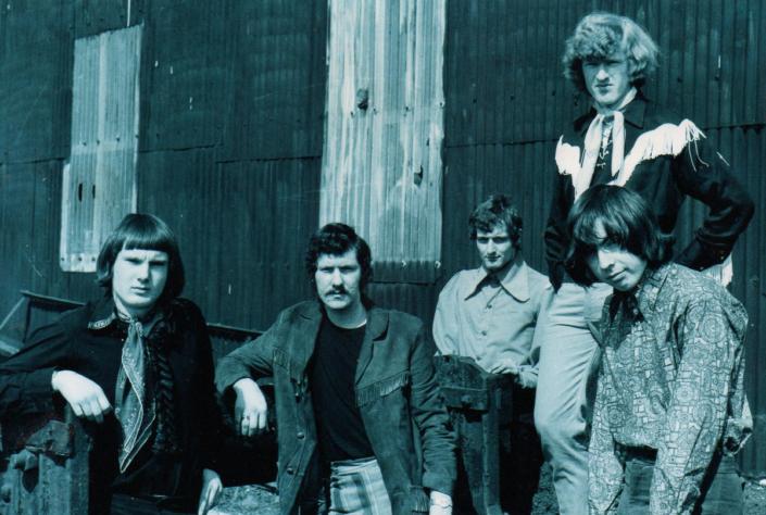 Bram Stoker, Prog Rock band