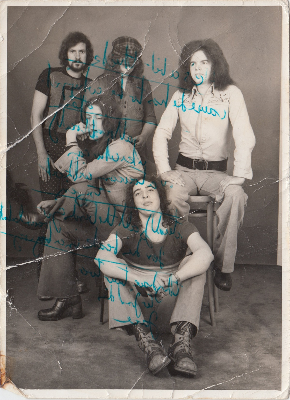 1970's rock band